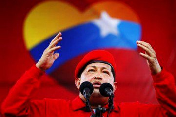 Venezuela's President Hugo Chavez speaks during a rally in Maracay, some 100 kilometres west of Caracas July 1, 2012. Photo: Reuters