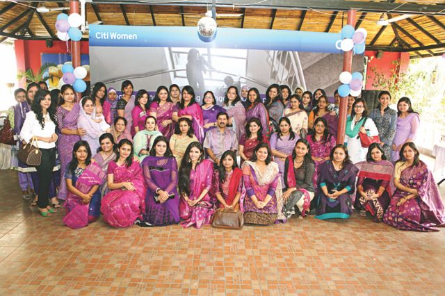 Citi Bangladesh celebrates International Women's Day