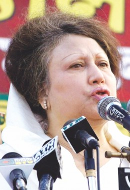Khaleda Zia, Photo: Star File