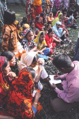The 41 families whose bodies were identified after DNA tests are yet to receive their promised amount. Photo: Star File