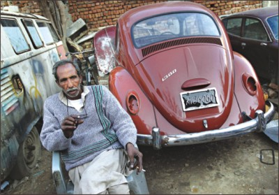 Cult Pakistan Website Fires Classic Cars Passion The Daily Star