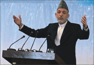 Karzai promises to take charge by 2014 | The Daily Star
