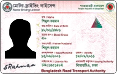 driving licence check car policy
