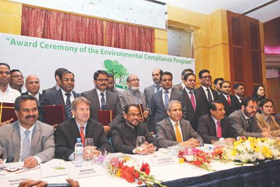 25 garment companies get awards for eco-compliance | The