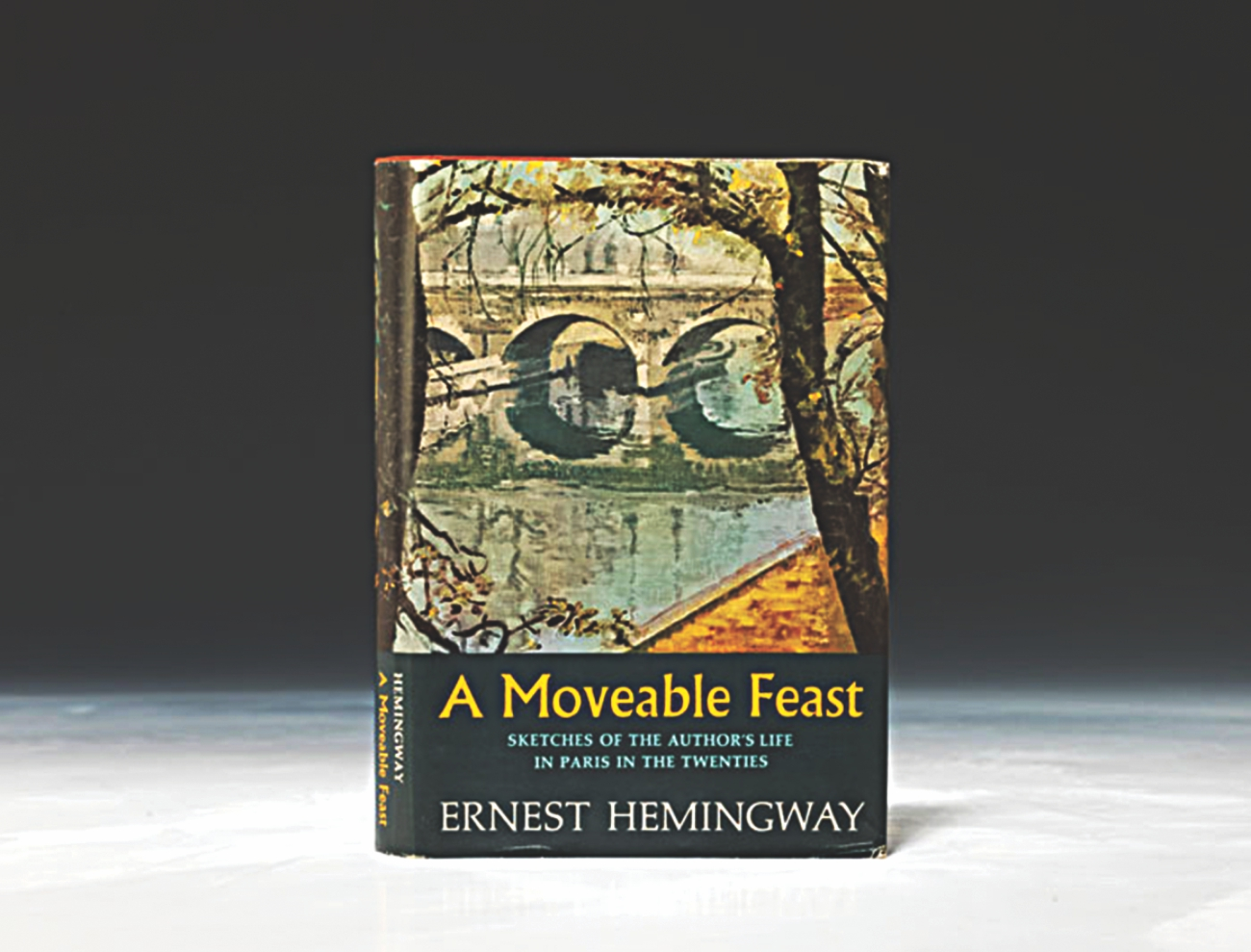 "Ernest Hemingway's ""A Moveable Feast"" Essay Sample"