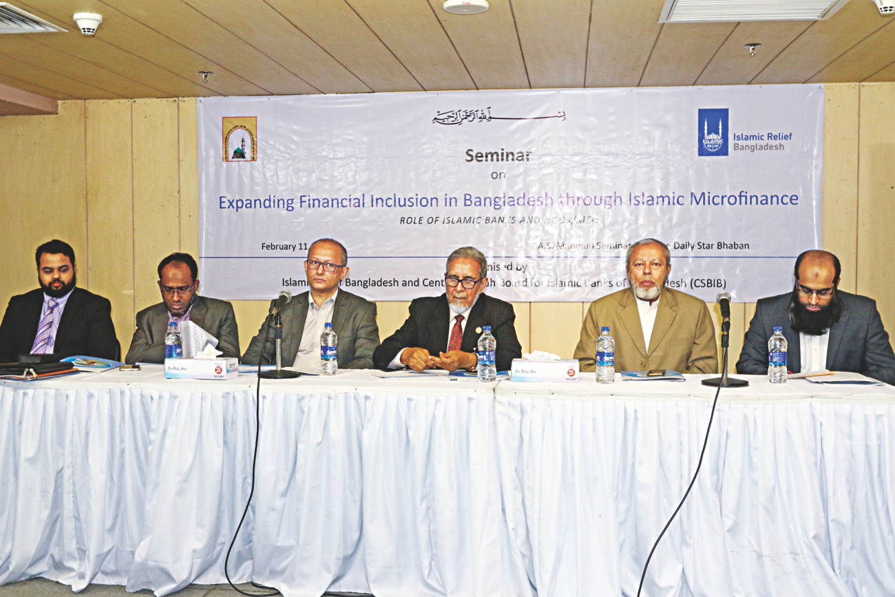 Literature review on islamic microfinance