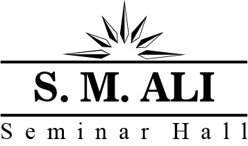 sm ali seminar hall