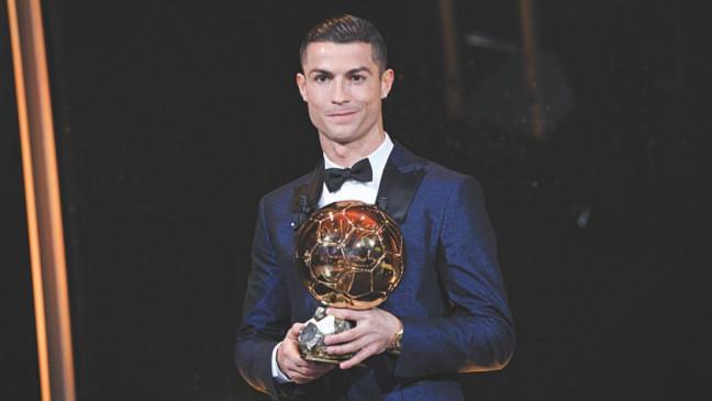 Ronaldo makes it 5