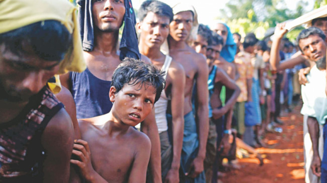 Rohingya children expected to flee to Bangladesh by end of year