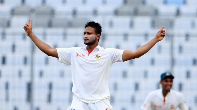 Shakib rested, Mahmudullah, Rubel recalled for Test series in South Africa