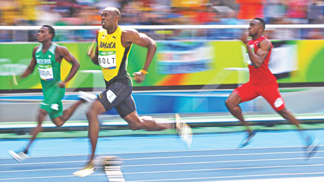 What time does Usain Bolt run today? Rio 2016 Olympics