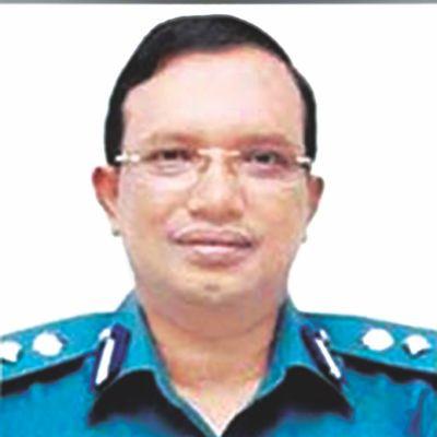DMP Additional Commissioner Mizanur Rahman