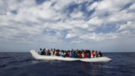 Assisting rescue of migrants and refugees