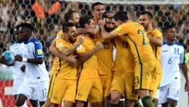 Australia qualify World Cup