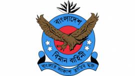 Bangladesh Air Force Logo