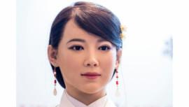 The humanoid robot 'Jia Jia'
