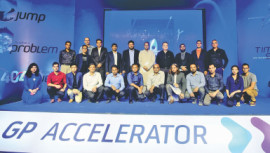 GP Accelerator receives Batch 4 as Batch 3 departs