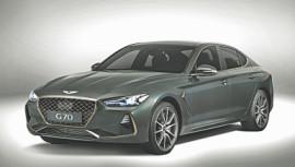 Hyundai's up-market push – Genesis G70