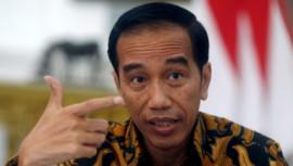 Indonesia's President Joko Widodo,