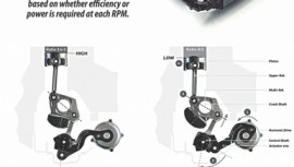 Inside Nissan's New Variable Comp Vct Engine