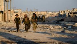 IS car bomb kills 51 in Syria's Al-Bab