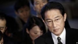 Foreign Minister of Japan Fumio Kishida