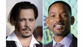 Johnny Depp, Will Smith