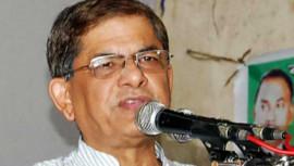 BNP Secretary General Mirza Fakhrul Islam Alamgir