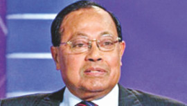 BNP leader Moudud Ahmed