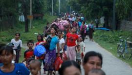 Myanmar attack, Bangladesh, Rakhine State, Foreign Ministry