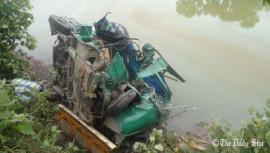 Mymensingh road crash, Bangladesh