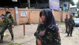 '3 Bangladeshis among 89 militants in Philippines'