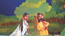 Puppetry: The dying art form