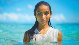 Maldivian Vogue Model Raudha Athif