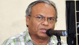 BNP Senior Joint Secretary General Ruhul Kabir Rizvi