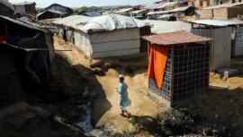 Rohingya refugee crisis is growing in Bangladesh