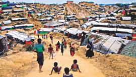 Rohingya return a long way off