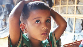 rohingya orphans