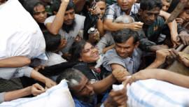 'India deeply concerned at violence in Rakhine'