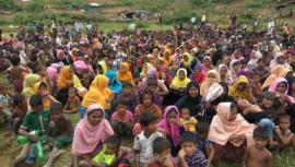 EU conveys its decisions to Suu Kyi on Rohingya issue