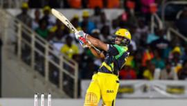 Jamaica Tallawahs Shakib Al Hasan