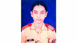 Sharmila Shaharin Pollen