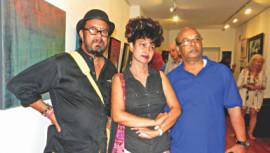 Tajuddin Ahmed, Syed Iqbal and Laila Sharmeen