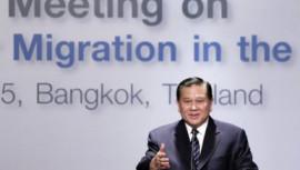 Thai-minister