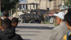 South Eastern Turkey violence