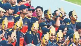 Types of Spectators at a BPL Match