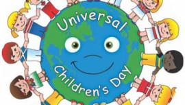 Universal Children's Day 2017 celebrated