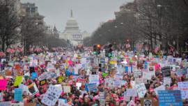 Women's March in Washington