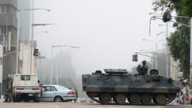 Zimbabwe army seizes power
