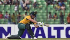 South Africa cricketer David Miller